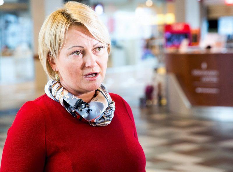 Joana Bikulčienė. Luko Balandžio (15min.lt) nuotr.
