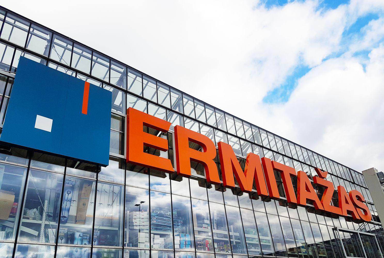 """""""Ermitažas""""ruošiasi žengtiį kitas Baltijos šalis"""