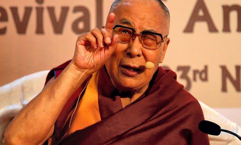 Dalai Lama. Rupak De Chowdhuri (Reuters / Scanpix) nuotr.