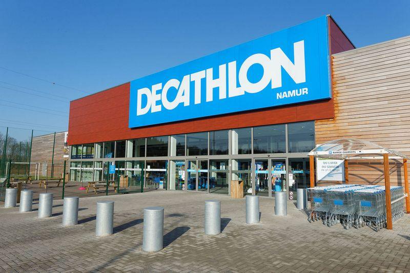 """Decathlon"" nuotr."