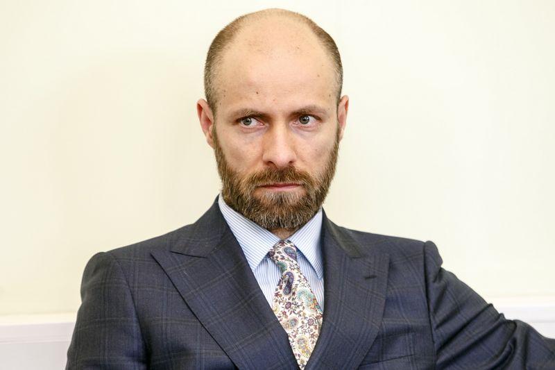 Andrius Romanovskis, Lietuvos draudikų asociacijos direktorius. Vladimiro Ivanovo (VŽ) nuotr.