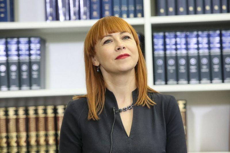 Jurgita Petrauskienė, Lietuvos švietimo ir mokslo ministrė. Vladimiro Ivanovo (VŽ) nuotr.