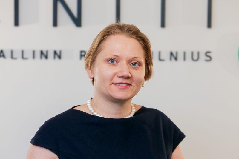 """Vilija Viešūnaitė, advokatų profesinės bendrijos """"Triniti"""" partnerė Vladimiro Ivanovo (VŽ) nuotr."""