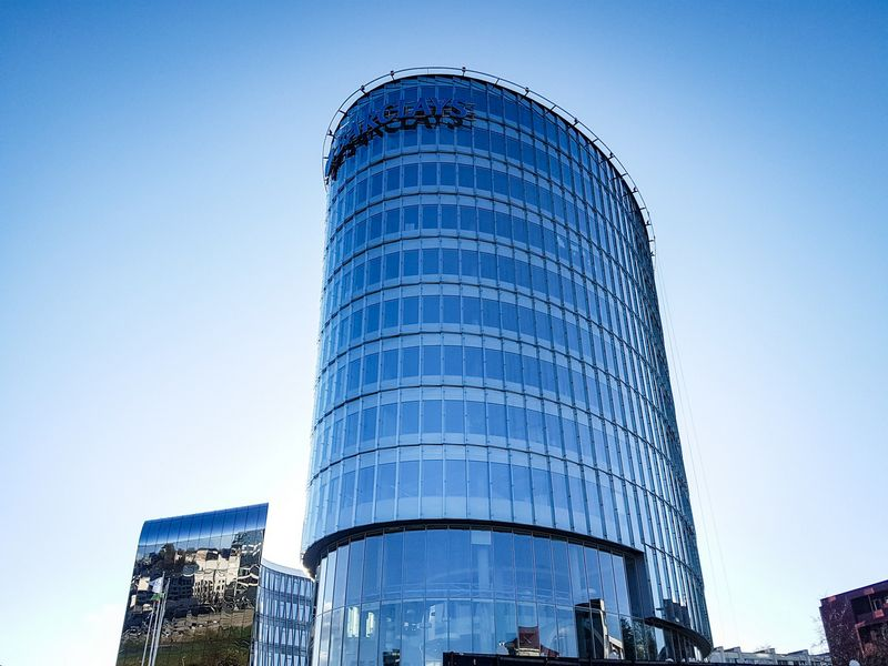 "Banko ""Barclays"" technologijų centro biuras. Naglio Navako (VŽ) nuotr."
