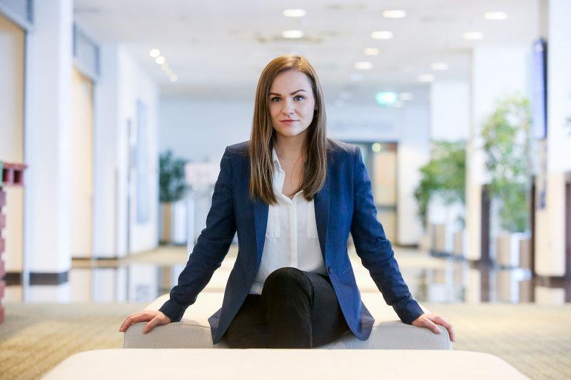 """Ūla Petkevičiūtė, """"Unboxed"""" įtakos rinkodaros ekspertė. Vladimiro Ivanovo ( VŽ) nuotr."""