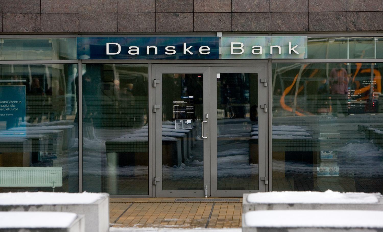"""Šaltiniai: """"Danske Bank"""" traukiasi iš Baltijos šalių, paslaugų centras Vilniuje lieka"""