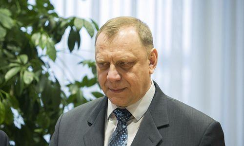 Baltarusijos ambasadoriui įteikta nota dėl įtariamo gaisro AstravoAE