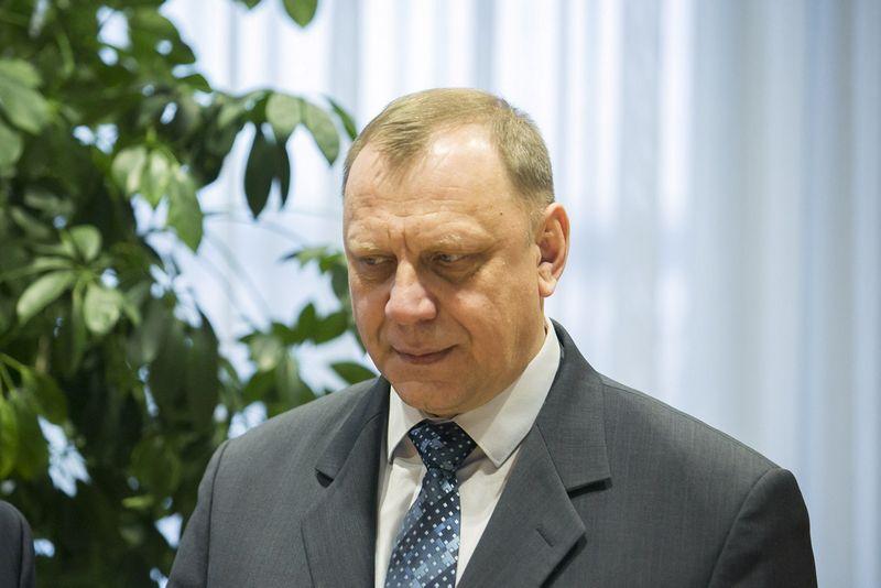 Aleksandras Karolis, Baltarusijos ambasadorius. Irmanto Gelūno nuotr.