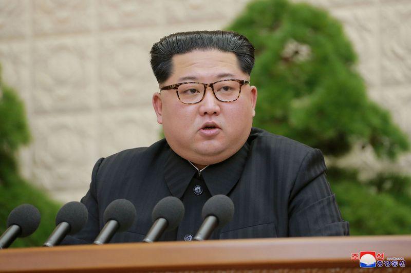 "Šiaurės Korėjos lyderis Kim Jong Unas. (""Reuters""/ ""KCNA"" ) nuotr."