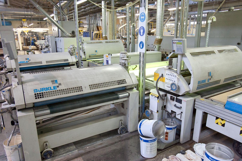 """""""Vilniaus baldai"""" už 50 mln. Eur stato naują gamyklą, bus sukurta 100 darbo vietų"""
