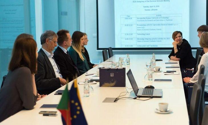 ECIU: aukštojo mokslo ateitis – vienas europinis diplomas
