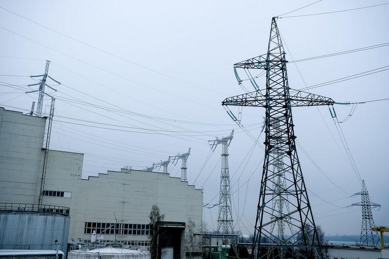 """Lietuvos elektrinė, AB """"Lietuvos energijos gamyba"""" padalinys Elektrėnuose. Vladimiro Ivanovo (VŽ) nuotr."""