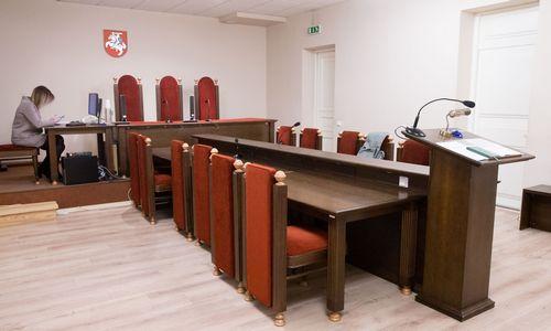 """Dar vienas teisėjas nusišalino nuo """"MG Baltic"""" bylos"""
