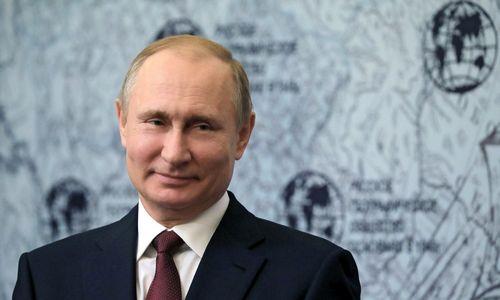 Putinas įsakė sudaryti naują pasaulio atlasą