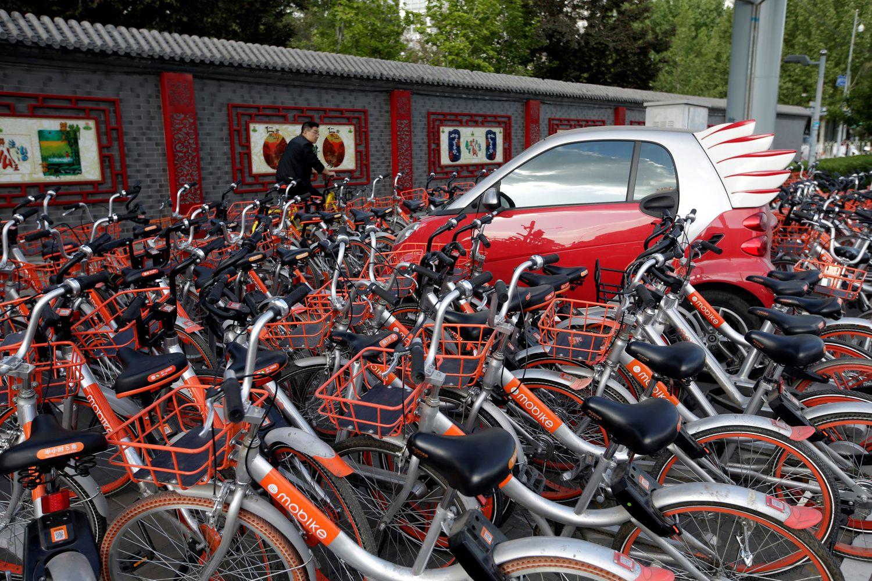 """Mėnesio sandoris: kinų dviračiųdalijimosi platformos """"Mobike"""" įsigijimas už 2,2 mlrd. Eur"""