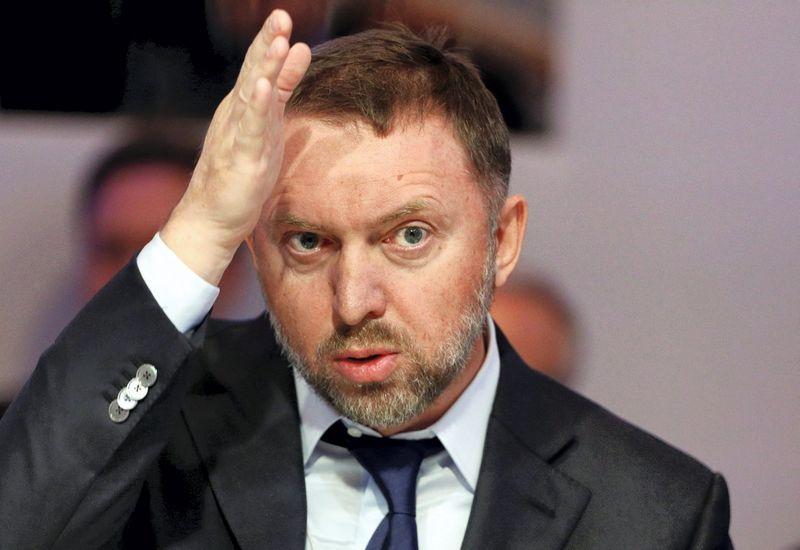 "Olegas Deripaska. ""Reuters"" / ""Scanpix"" nuotr."