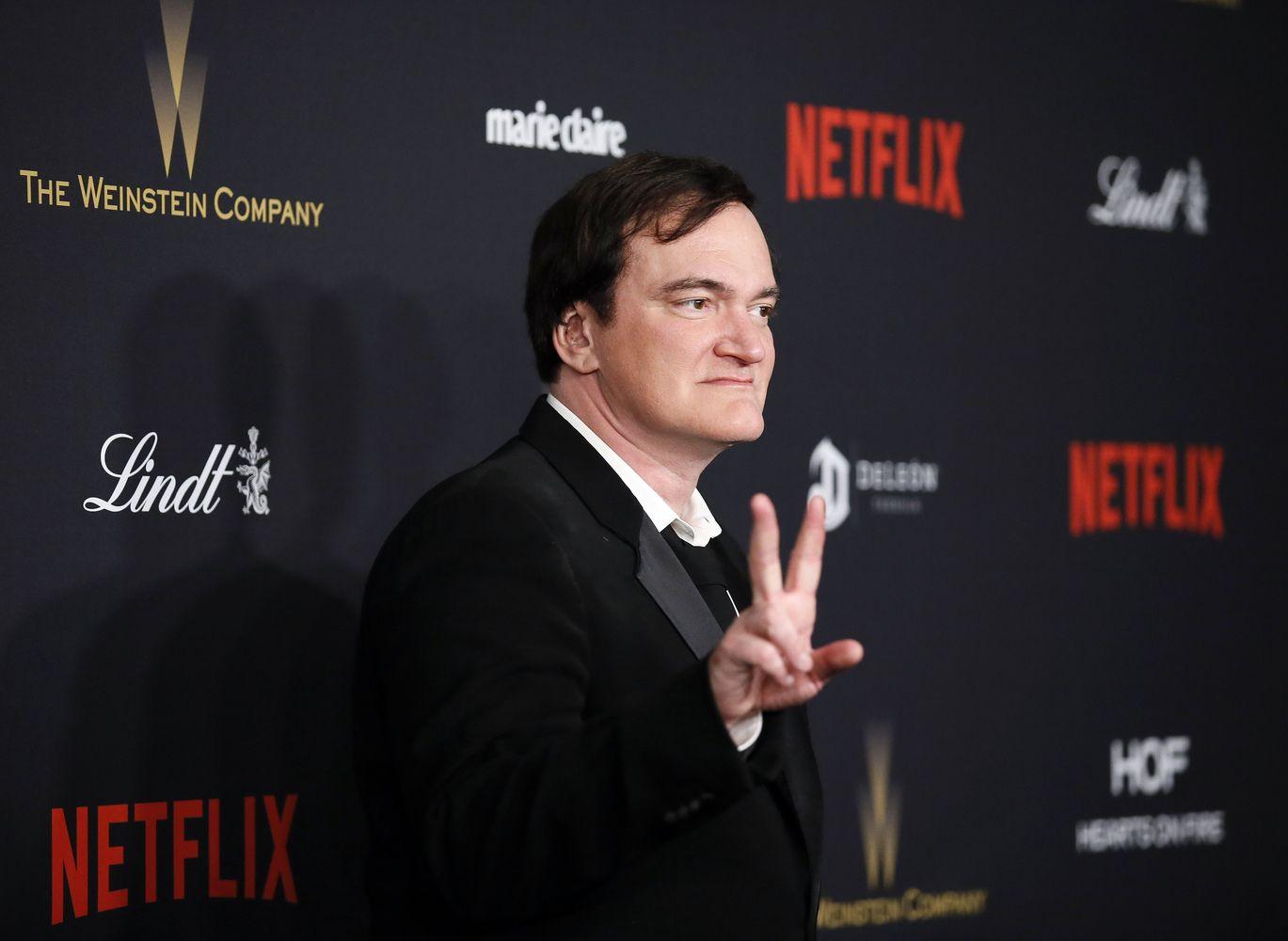 """Naujo """"Žvaigždžių kelio"""" filmo gali imtis Tarantino"""