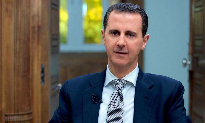 """Sirijos prezidentas Basharas al Assadas. (""""Reuters"""" / """"Scanpix"""") nuotr."""