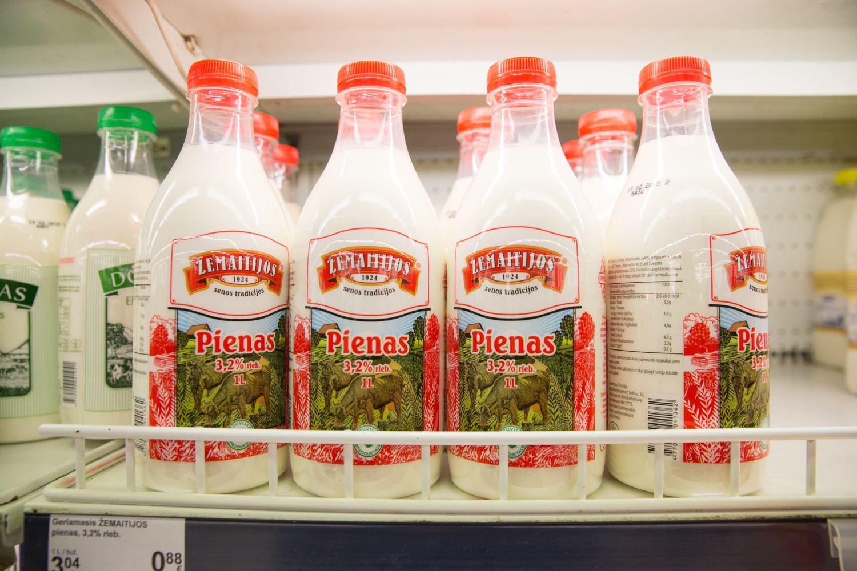 """""""Žemaitijos pienas"""" išmokės 6,9 mln. Eur dividendų"""
