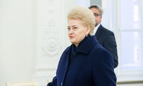 """Prezidentūra teigia nederinusi generalinio prokuroro kandidatūros su """"MG Baltic"""""""