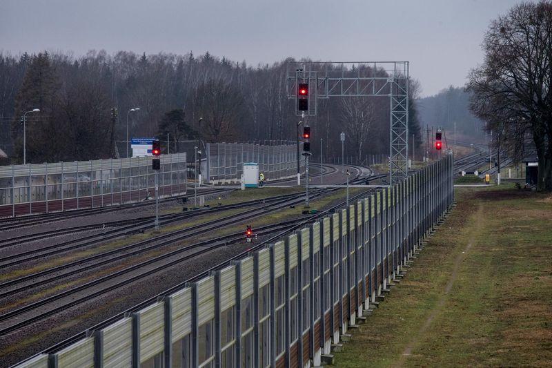 """Visa europinės vežės """"Rail Baltica"""" magistralė bus pradėta eksploatuoti 2026 m. Juditos Grigelytės (VŽ) nuotr."""
