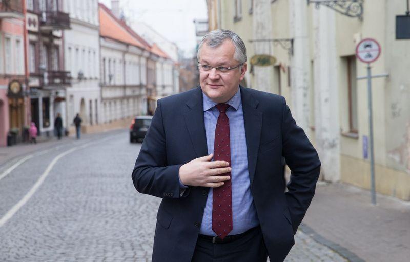 Eimantas Kiudulas, Klaipėdos laisvosios ekonominės zonos (LEZ) valdymo įmonės generalinis direktorius. Juditos Grigelytės (VŽ) nuotr.