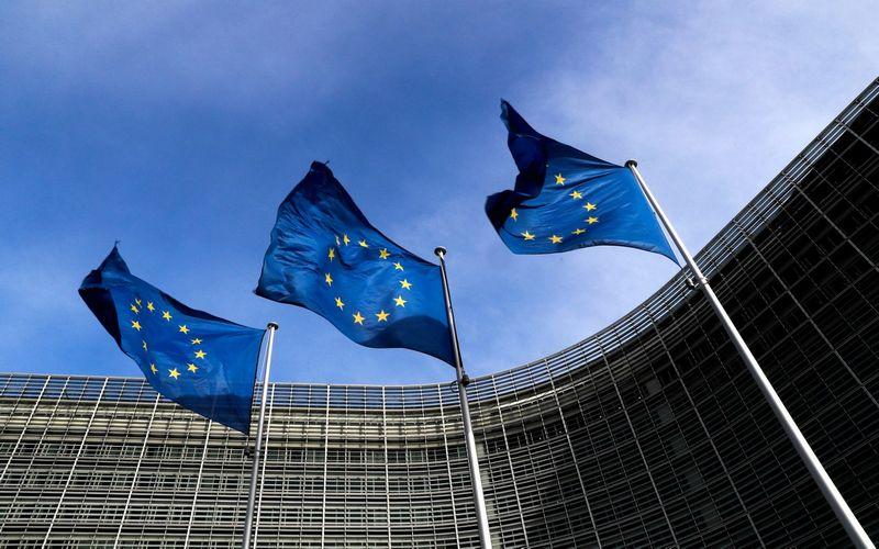 """Europos Komisija paskelbs savo įsivaizdavimą, kaip turėtų atrodyti 2021-2027 m. Europos Sąjungos finansinė perspektyva. Yves Herman (""""Reuters"""") nuotr."""