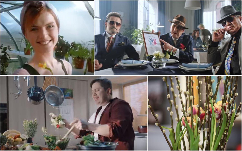 """Dainuojančios """"Eurovaistinės"""" ir """"Senukų"""" reklamos: popsą peikia, bet įsimena"""