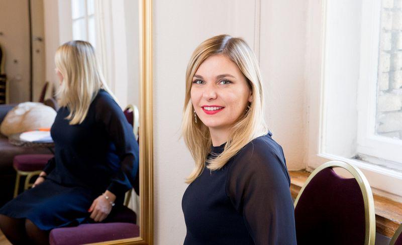 Alvydė Palaimaitė, Lietuvos marketingo asociacijos LiMA direktorė. Juditos Grigelytės (VŽ) nuotr.