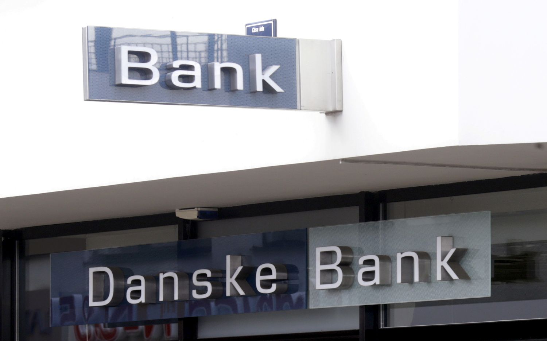 """""""Danske Bank"""" išpeiktas dėl pinigų plovimo prevencijos ir valdysenos trūkumų"""
