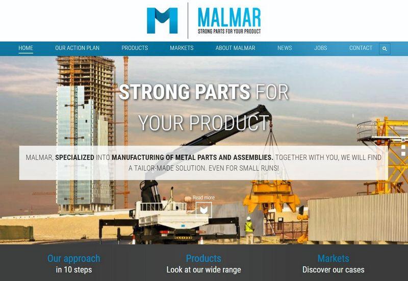 """Malmar"" tinklalapio nuotr."