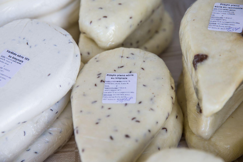 Supaprastino maisto produktų ženklinimo reikalavimus