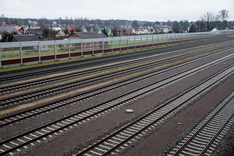 """Patvirtintose """"Rail Baltica"""" projektavimo gairėse – 249 km/val. greitis"""