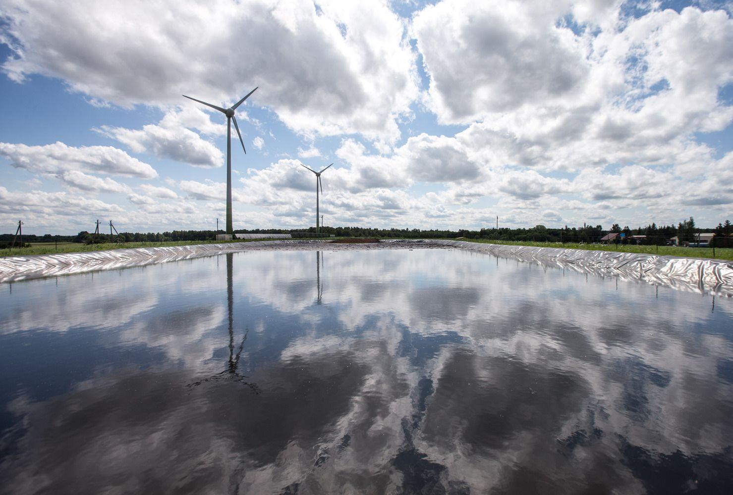Pirmąjį ketvirtį vėjo jėgainės Lietuvoje pagamino per 30% elektros energijos