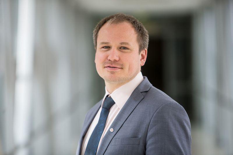 Giedrius Surplys, VRM viceministras. Vladimiro Ivanovo (VŽ) nuotr.