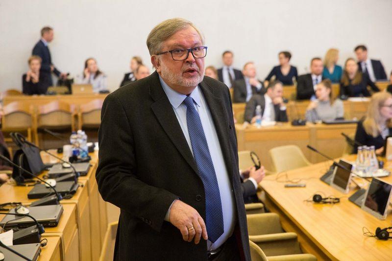 """Vladas Bumelis, UAB """"Biotechpharma"""" ir UAB """"Celltechna"""" vadovas: """"Jie reikalauja iš manęs sunešioti geležines klumpes, aš to negaliu padaryti."""", Vladimiro Ivanovo (VŽ) nuotr."""