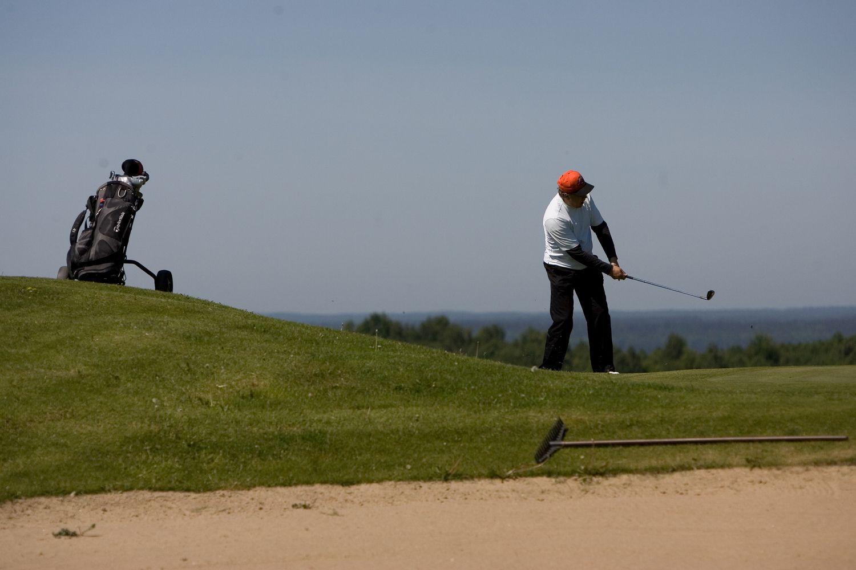 Lietuvos golfui labiausiai trūksta žvaigždės