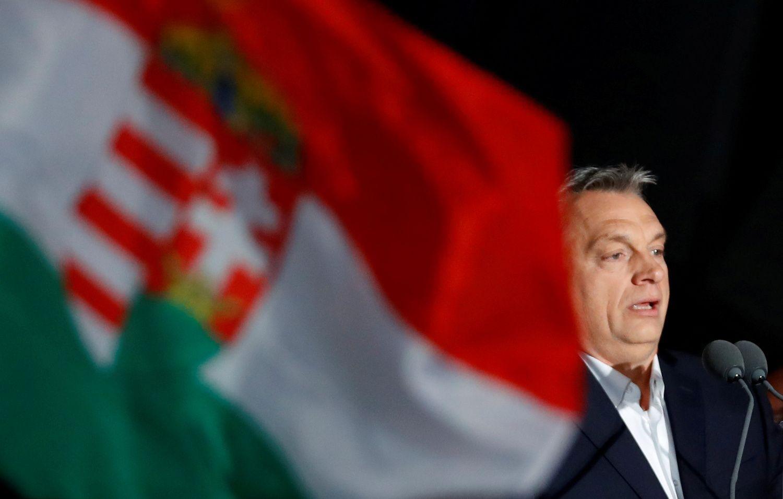 Viktoro Orbano pamokos Europai