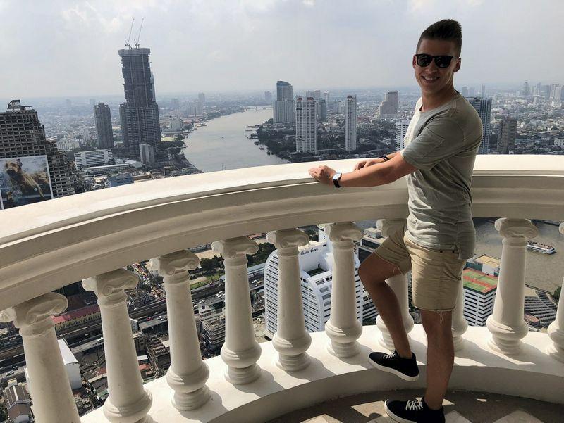 "Rimvydas Širvinskas Makalius, UAB ""TravelDeals LT"" direktorius. Bendrovės nuotr."