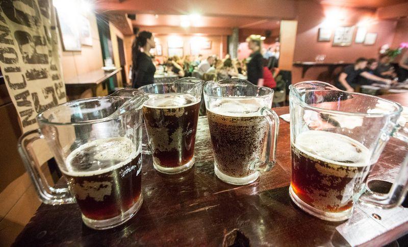 Su vienu žinomiausių alaus prekės ženklų siejamas vienuolių ordinas ketina pats imtis šio gėrimo gamybos. Juditos Grigelytės (VŽ) nuotr.