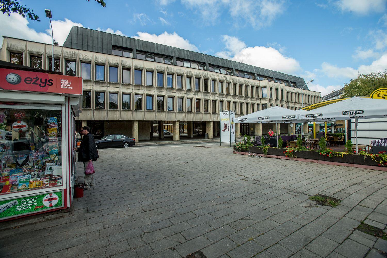 Vietoje 6 ministerijų Vilniaus centre matytų viešbučius