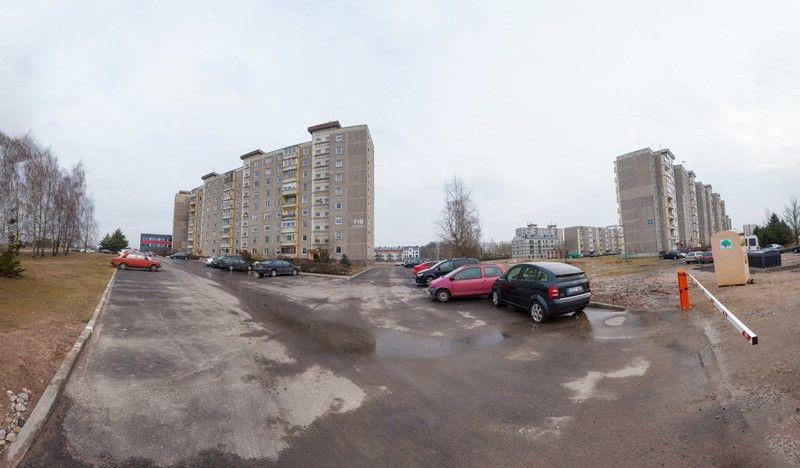 Kauno m. savivaldybė planuoja maždaug 15% padidinti savo socialinio būsto fondą.Kauno m. savivaldybės nuotr.