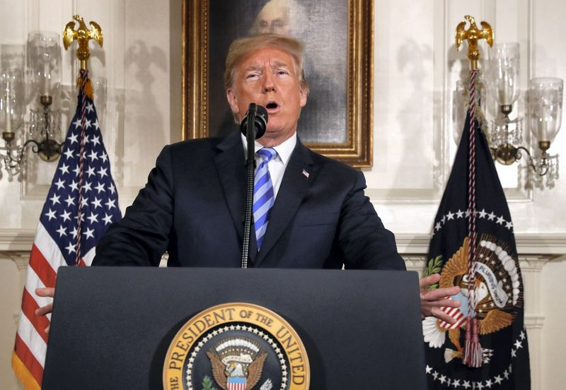 Donaldas Trumpas. Jonathano Ernsto (Reuters / Scanpix) nuotr.