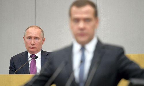 Rusijos Dūma palaimino Putino pasirinkimą