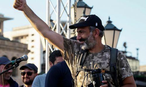 Armėnija turi naują premjerą