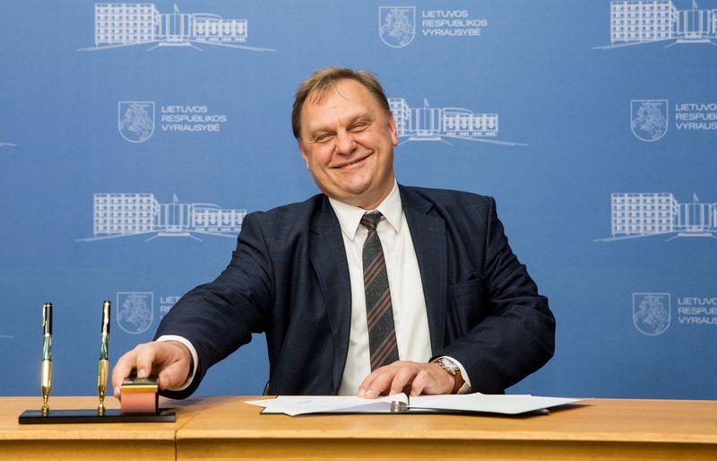 LVK prezidentas Valdas Sutkus. Juditos Grigelytės (VŽ) nuotr.