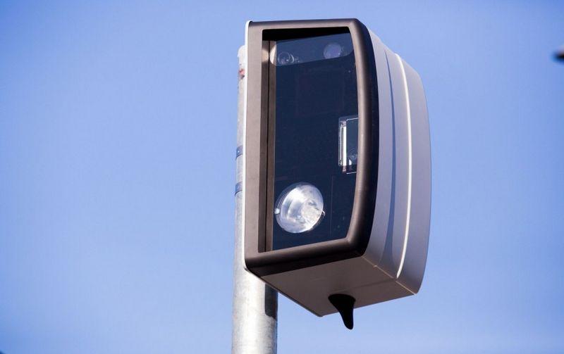 Siūloma automatizuoti automatinių greičio matuoklių surenkamos informacijos administravimą. VRM nuotr.