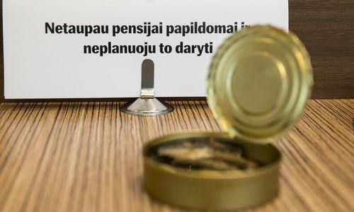 Darydamipensijųreformą nepamirškite Konstitucijos