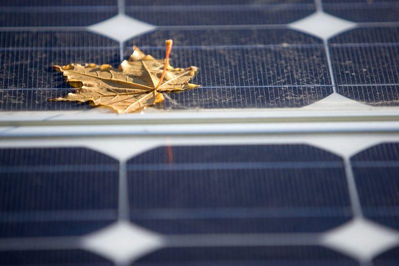 Skaičiuojama, kad be paramos investicijos į nedideles saulės jėgaines grįžta tik po 16–17 metų.  Juditos Grigelytės (VŽ) nuotr.