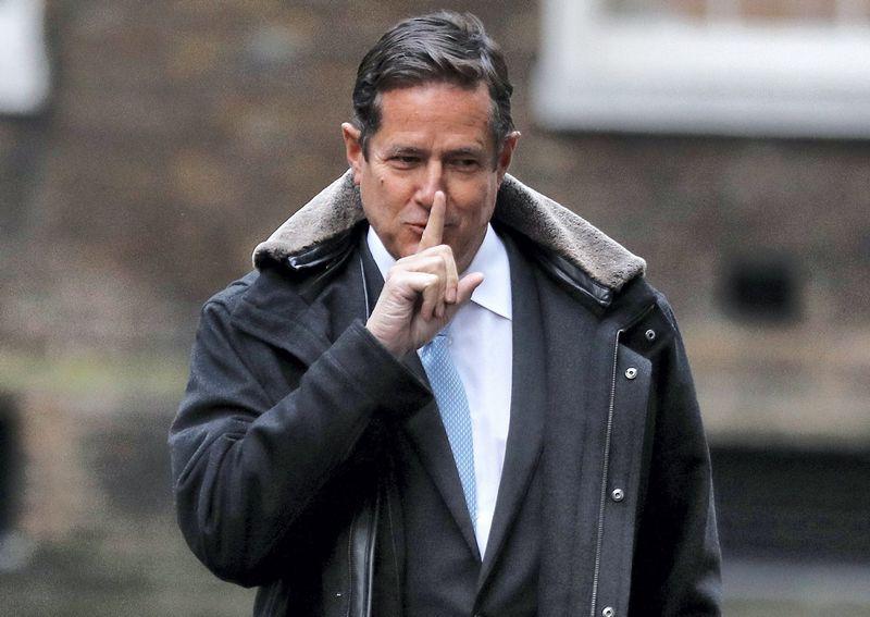 "Jesas Staley, ""Barclays"" banko vadovas. Peterio Nichollso (""Reuters"" / ""Scanpix"") nuotr."